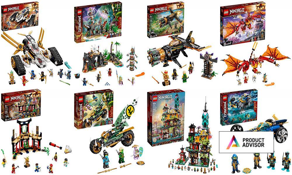 Best Lego Ninjago Sets