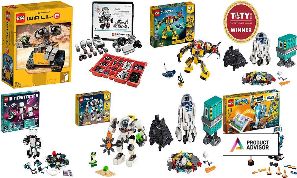 Best Lego Robots