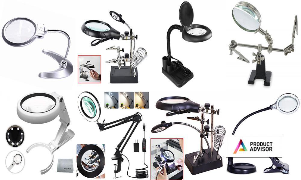 Best Magnifier Glass With Stands