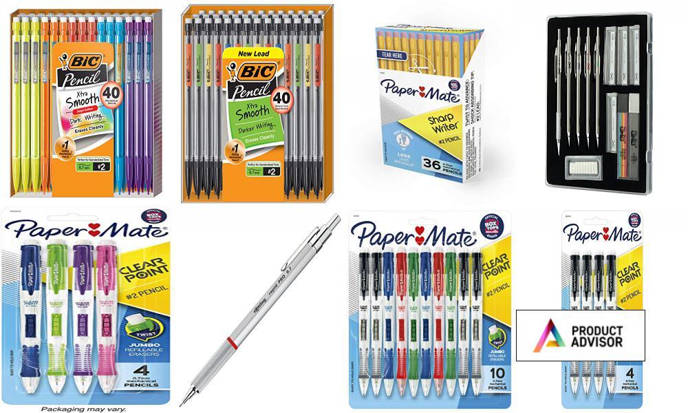 Best Mechanical Pencils