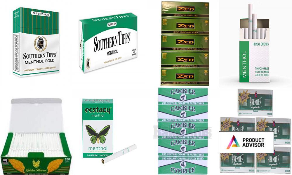 Best Menthol Cigarettes