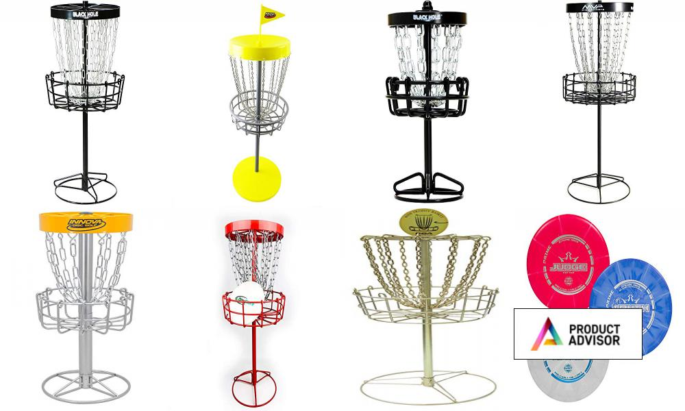 Best Mini Disc Golf Baskets