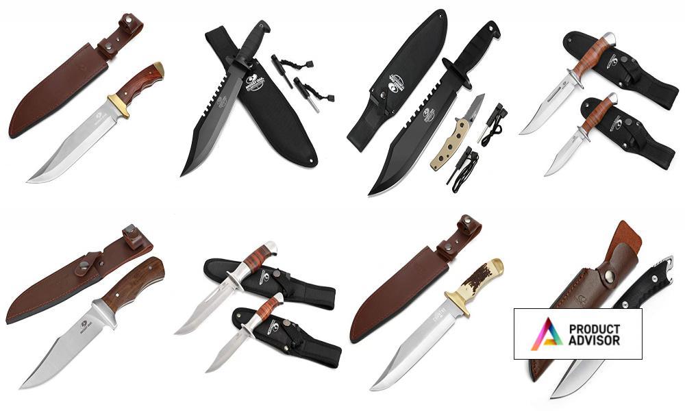 Best Mossy Oak Bowie Knife