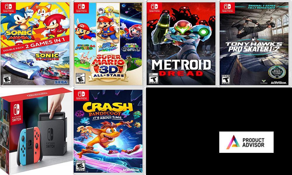 Best Nintendo Switch Video Games