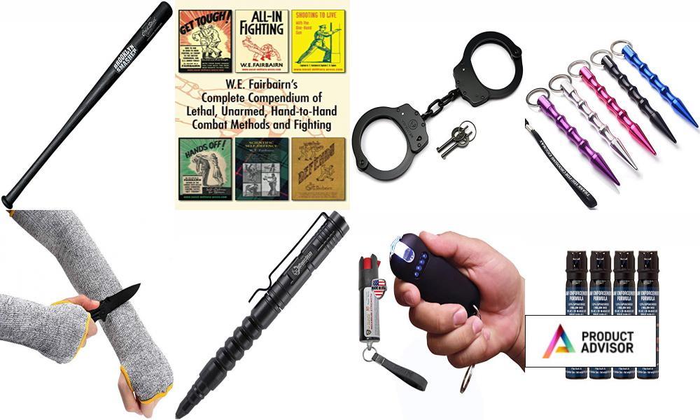 Best Non Lethal Self Defence Weapons
