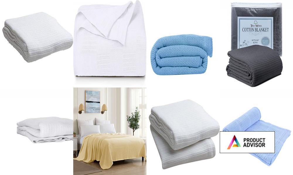 Best Open Weave Blanket