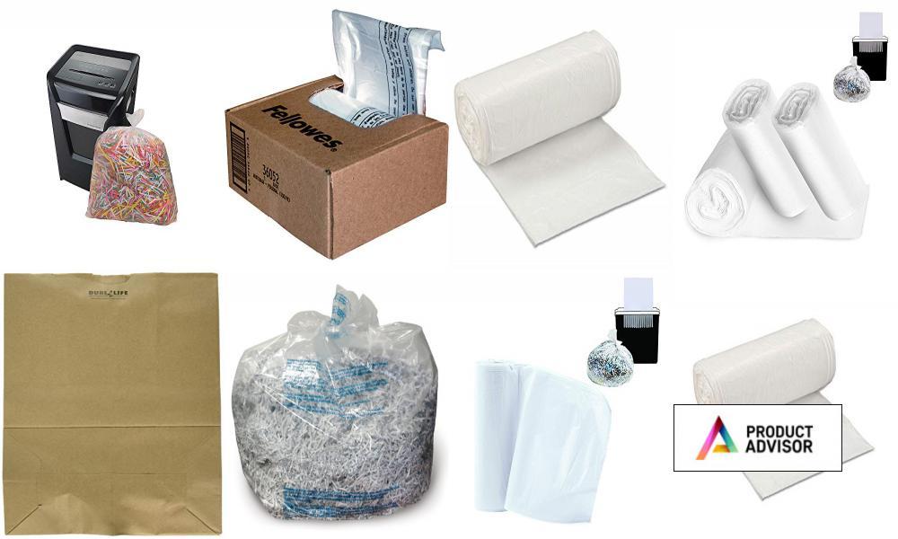 Best Paper Shredder Bags
