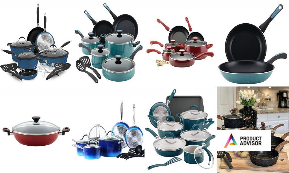 Best Paula Deen Induction Cookware Sets