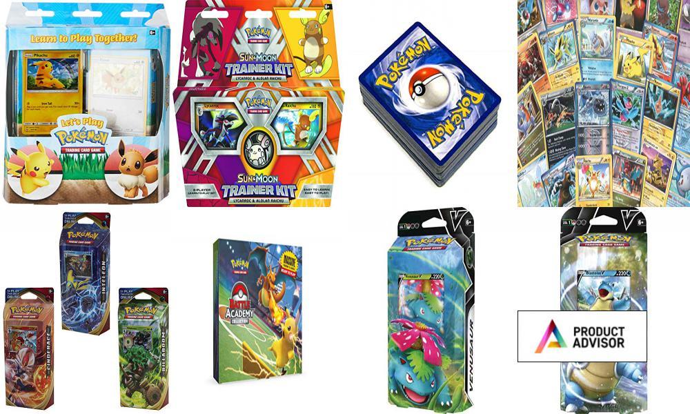 Best Pokemon Cards Starter Pack