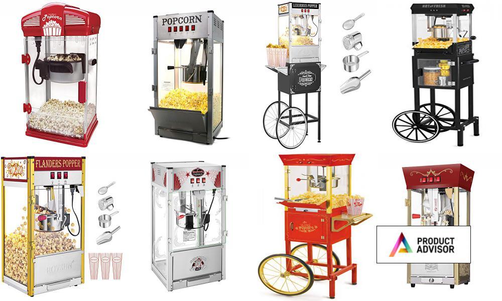 Best Popcorn Machine