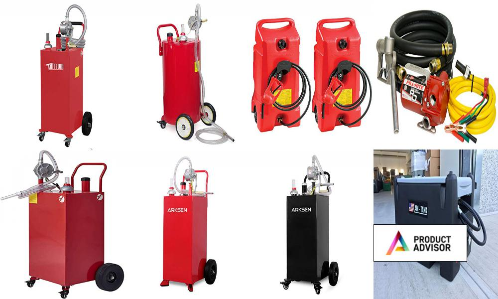 Best Portable Gas Pumps