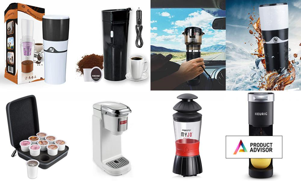 Best Portable K Cup Brewer