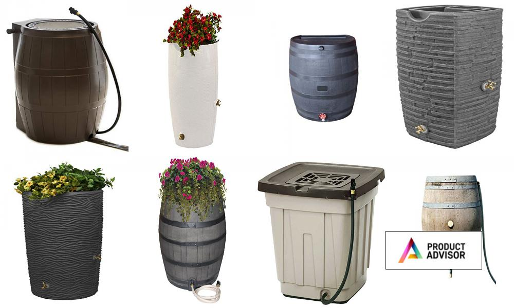 Best Rain Barrels