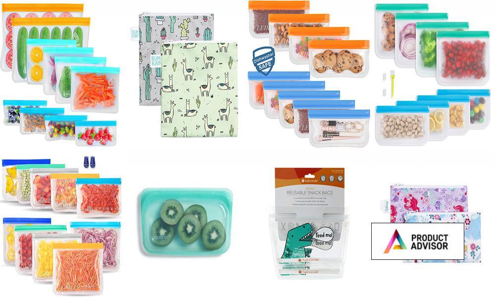 Best Reusable Snack Bags