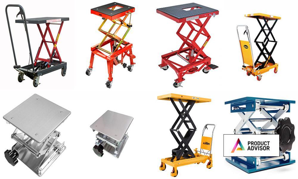 Best Scissor Lift Table