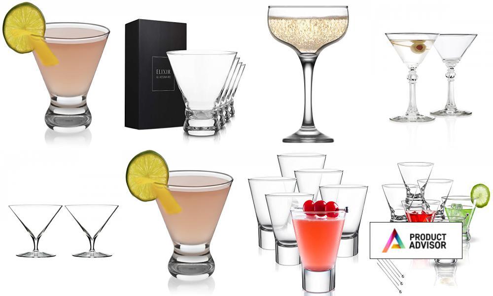 Best Short Stem Martini Glasses
