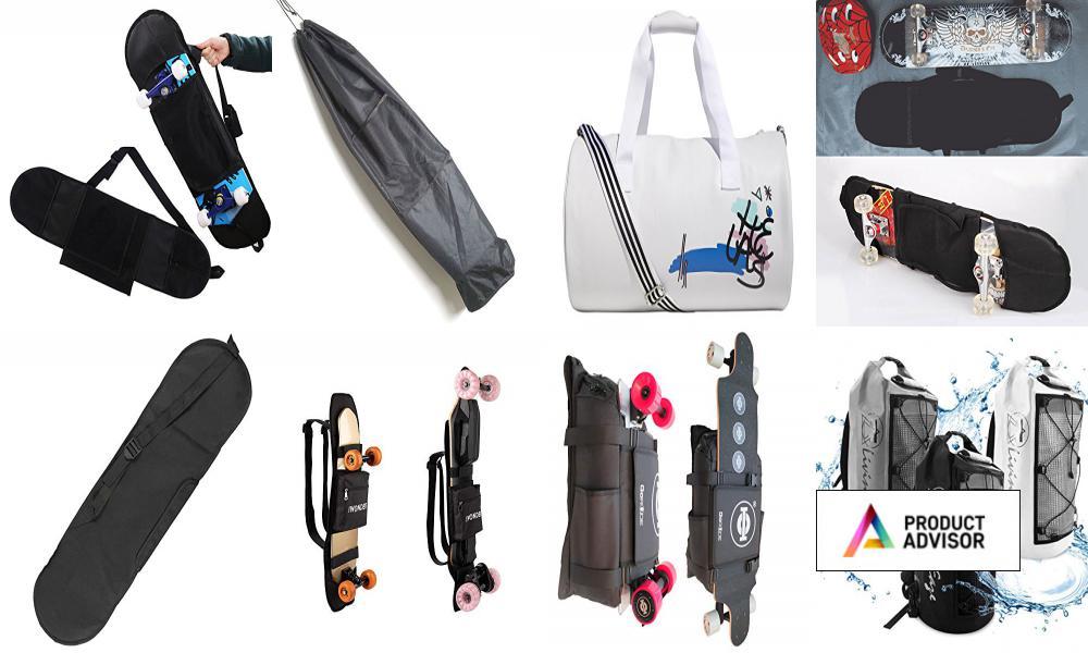 Best Skateboarding Bags