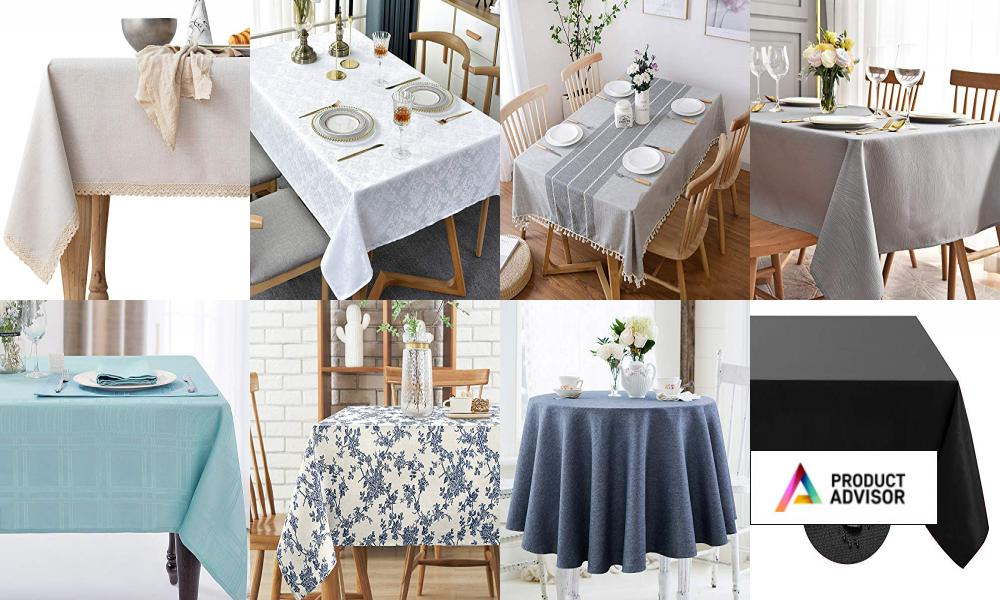 Best Stain Resistant Tablecloth