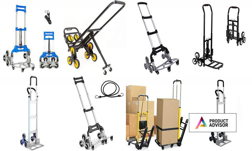 Best Stair Climbing Hand Trucks