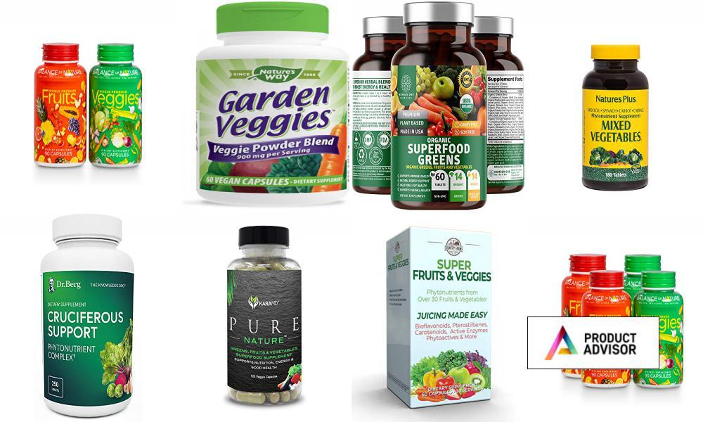 Best Vegetable Supplements