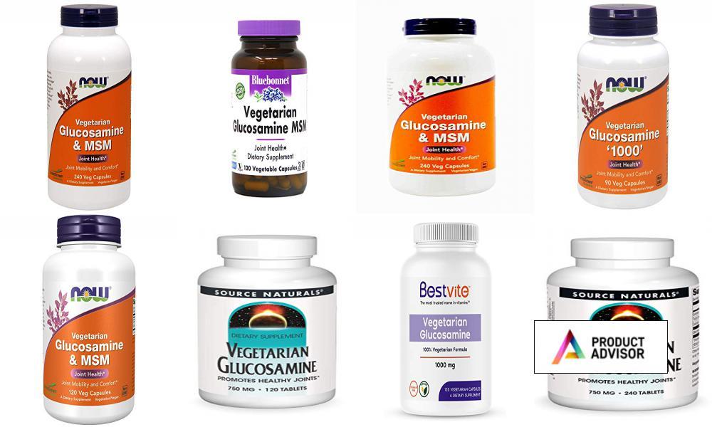 Best Vegetarian Glucosamine