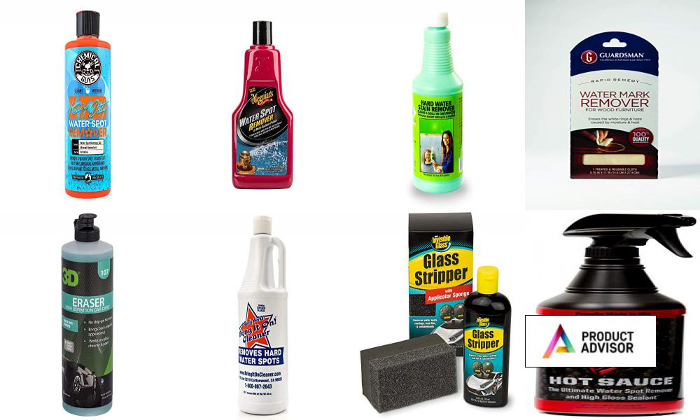 Best Water Spot Removers