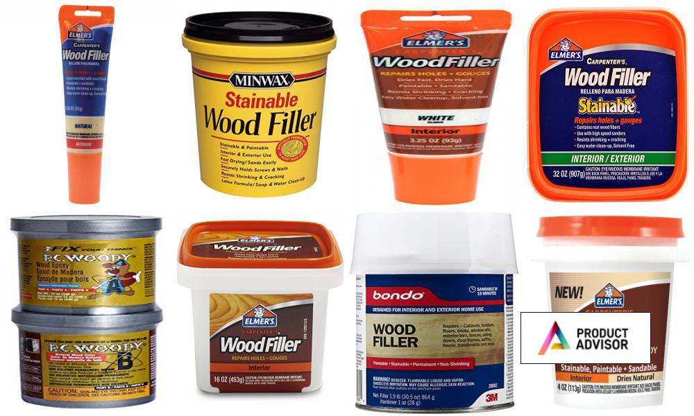 Best Wood Fillers