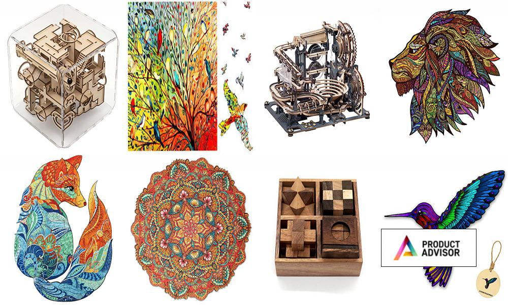 Best Wooden Puzzle For Adults