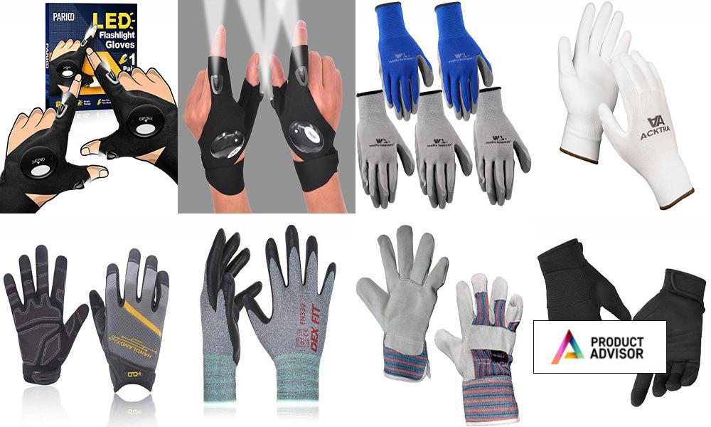 Best Work Gloves With Lights