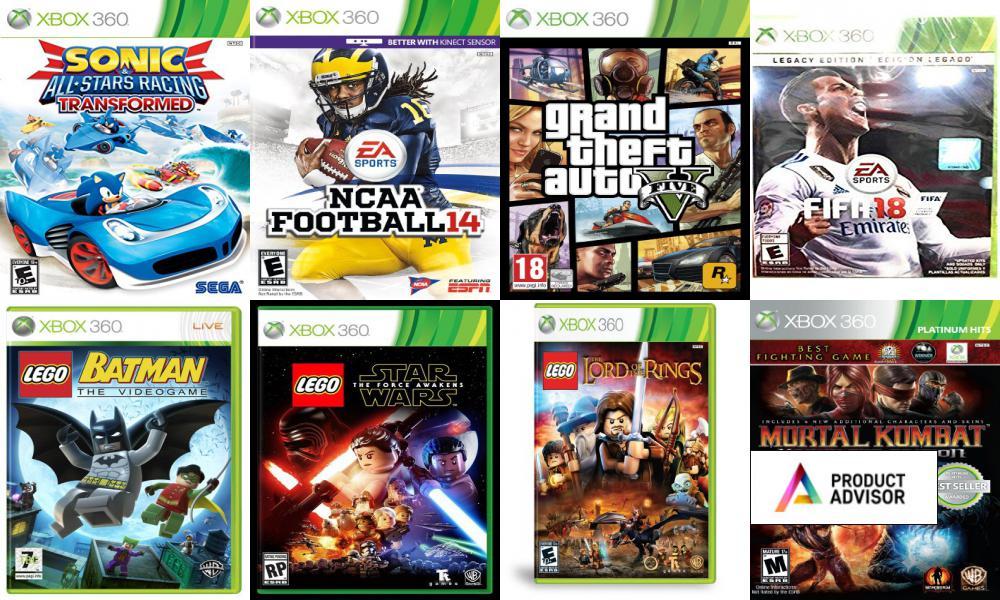 Best Xbox 360 Video Games