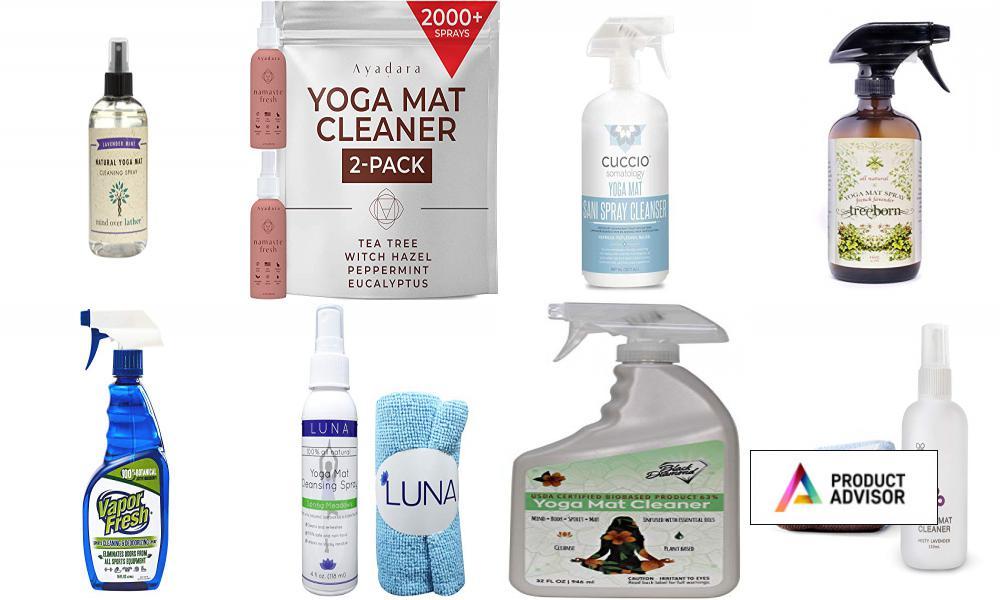 Best Yoga Mat Cleaning Sprays